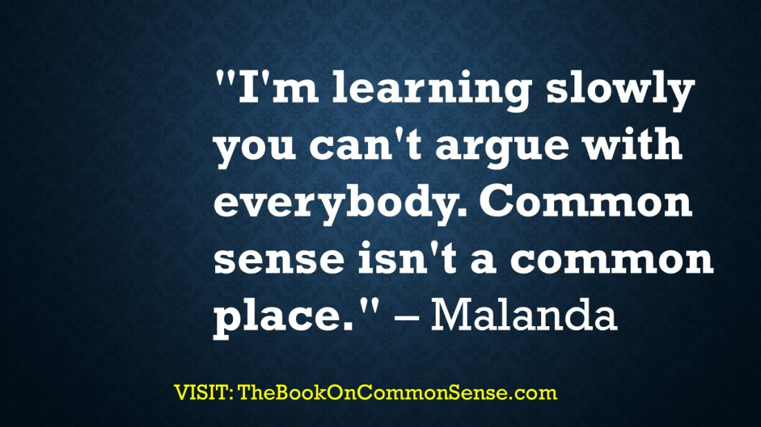 Common Sense Quotes – Common Sense